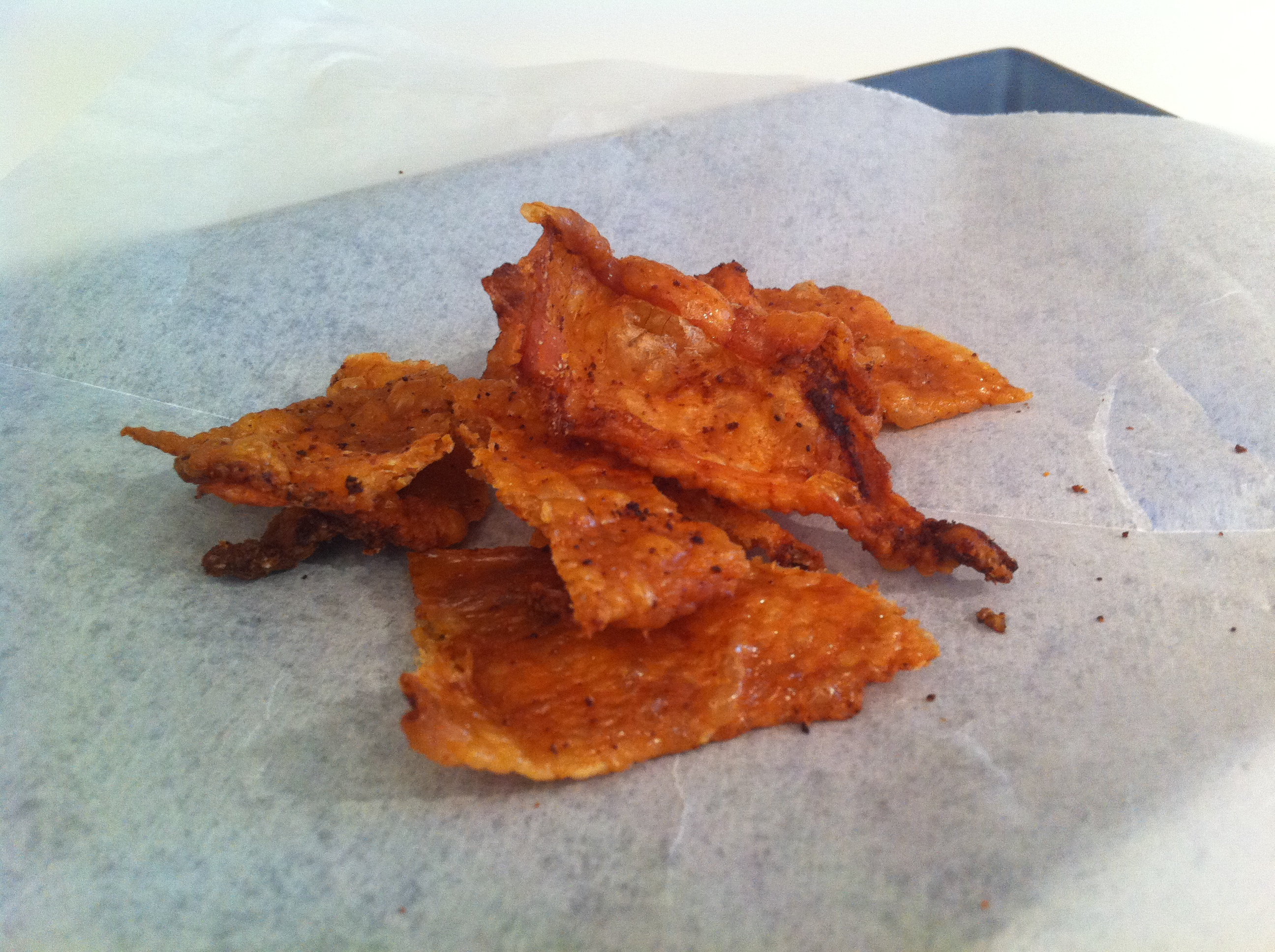 Tasty and Crunchy Homemade Chicken Cracklins