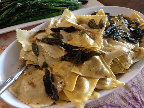 ... basic a brown butter sauce is one of a sage brown butter sauce in sage